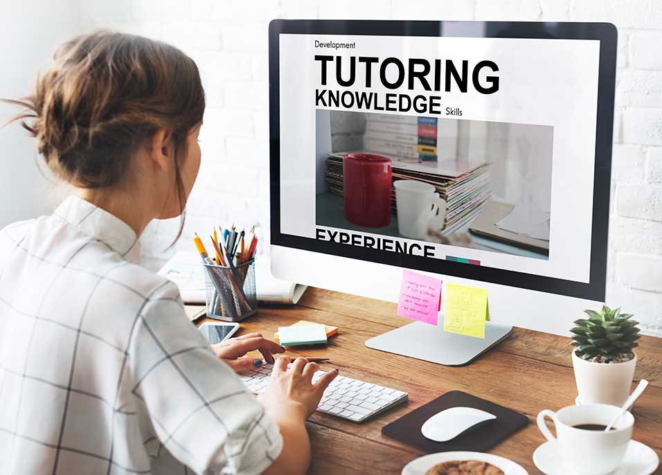 Lehrgang Online Trainer – online teaching